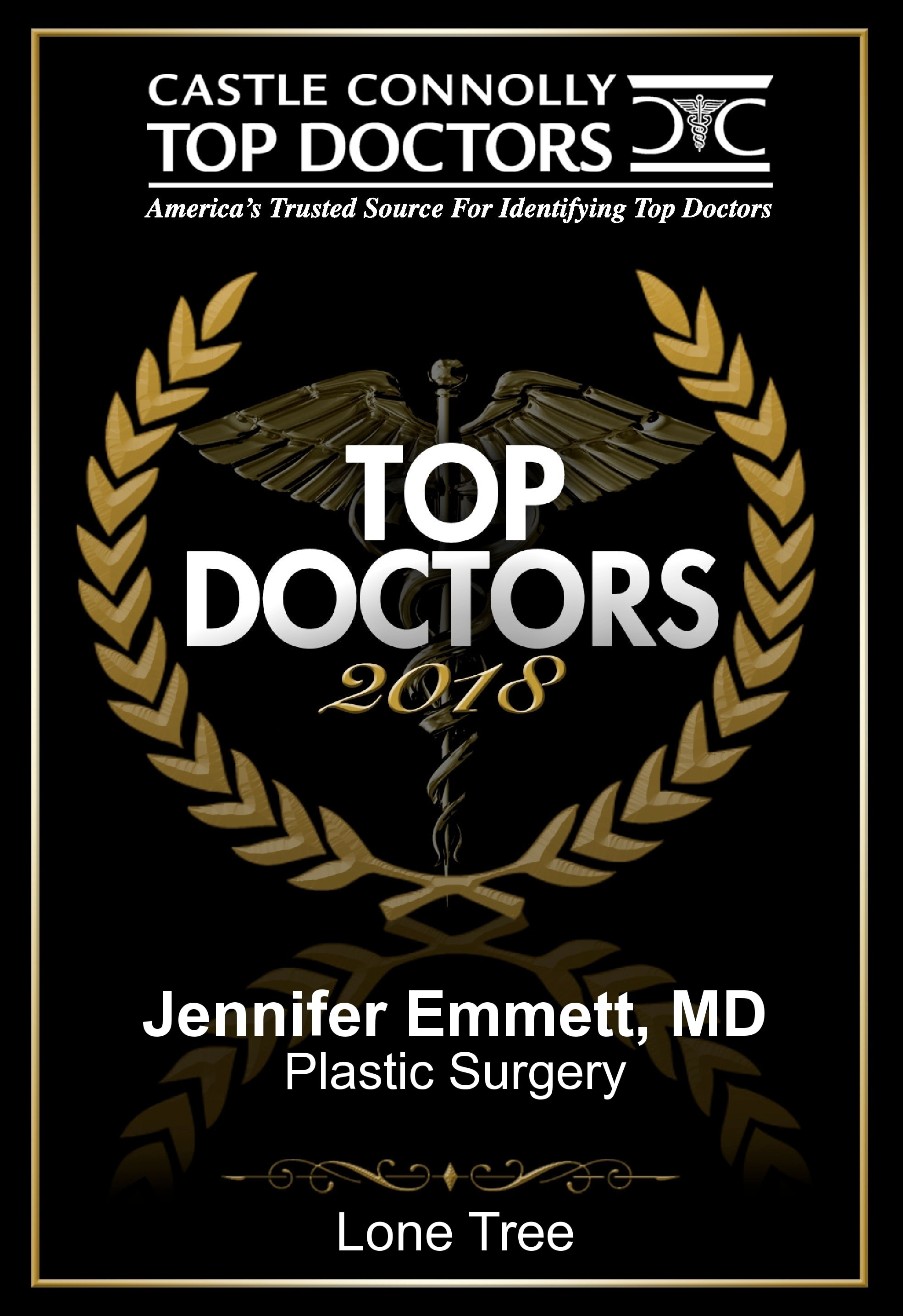 Top Doctors | Emmett Plastic Surgery | Lone Tree, CO